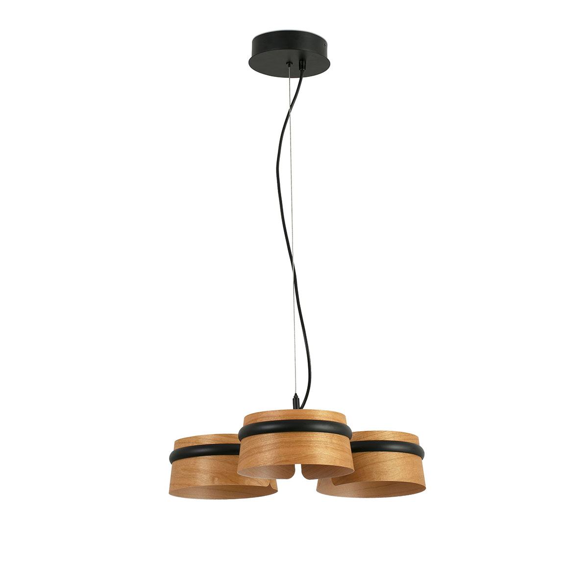 Lustra LED dimabila design deosebit LOOP 29567 Faro Barcelona