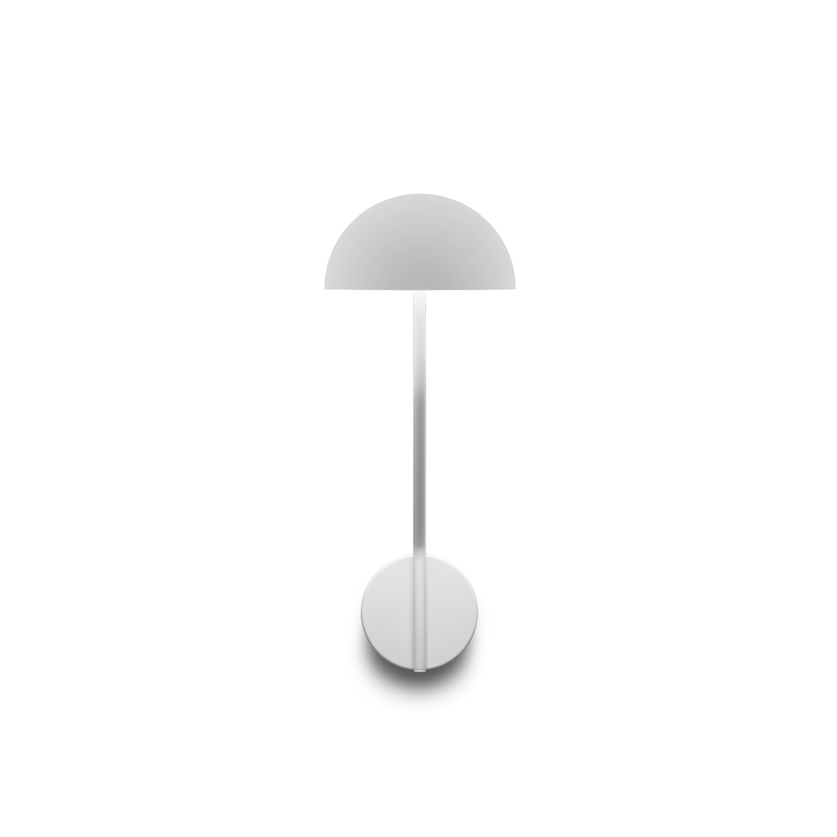 Aplica LED design minimalist PURE alba