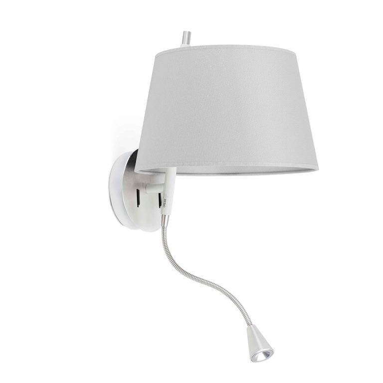 Aplica de perete realizata manual, LED reader Tango DT00064G DressLight Barcelona