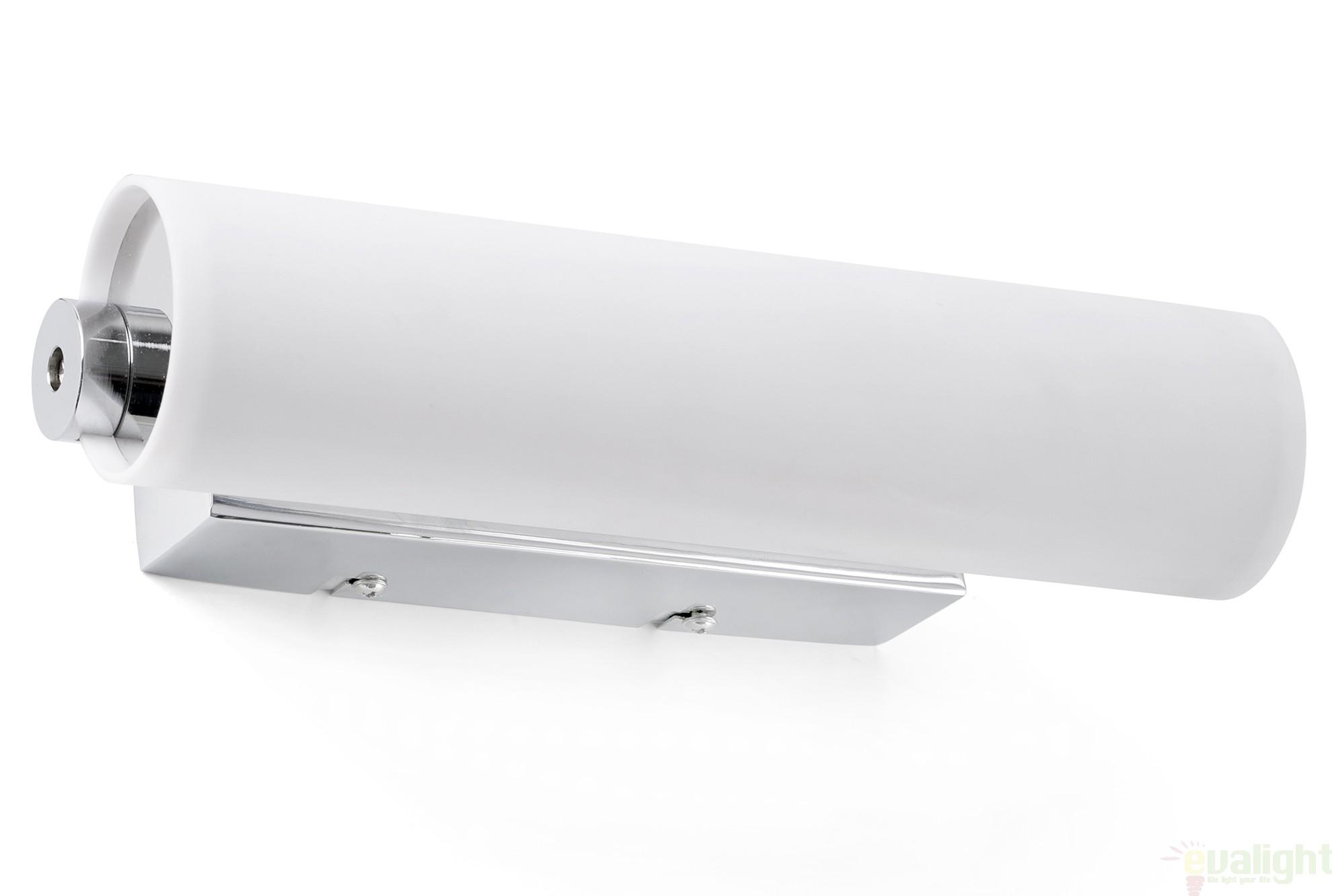 Plafoniere Baie : Plafoniera condus e max w pentru baie ip alb crom pret